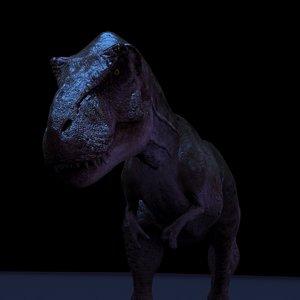 t rex ones 3D model