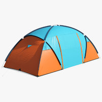 bellamore gift outdoor camping 3D model