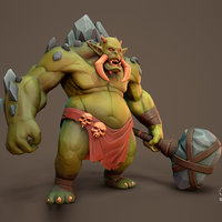Troll Hunter Anim Rig