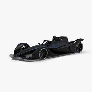 3D 2020 e formula model