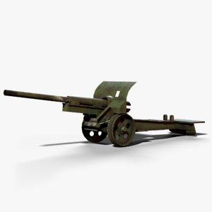 15cm kanone 16 cannon model