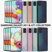 Samsung Galaxy A51 & A71 Collection