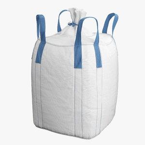 3D bulk bag model