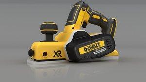3D model dewalt 18v xr brushless
