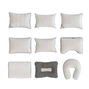 3D pillow sleeping hq model