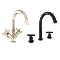 Wash basin mixer Nicolazzi. Series Monte Croce.