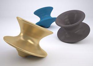 3D model games design