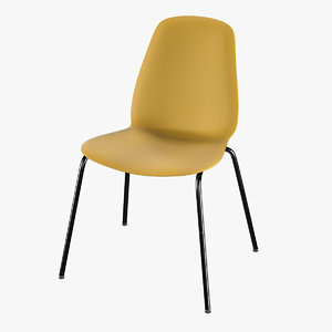 3D ikea leifarne chair model