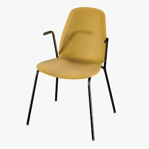 ikea leifarne armchair 3D