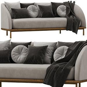 stellar works arc sofa model