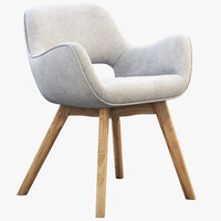 3D a310h space dining chair