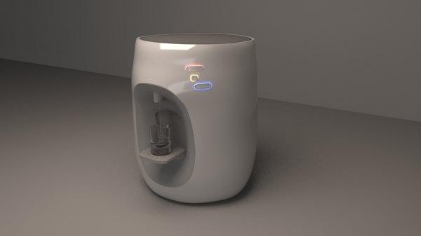 tami 4 primo 3D
