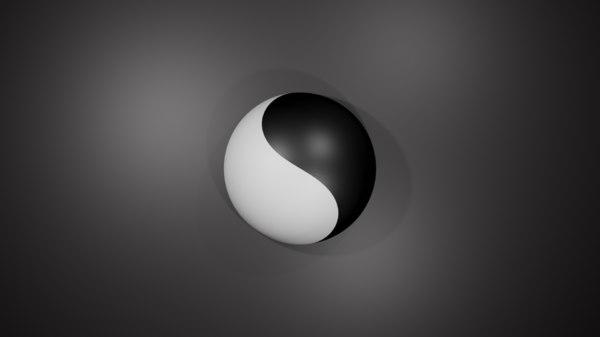 3D tai chi ball