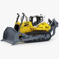 Liebherr PR 756 Litronic Crawler Tractor