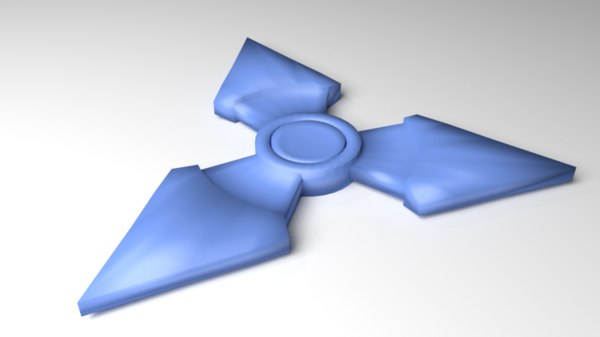 fidget spinner 3 model