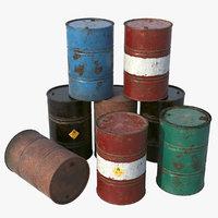 Oil Barrel HD