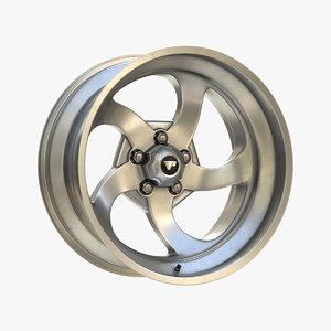 15 silver rim model