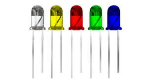 3D led light diode