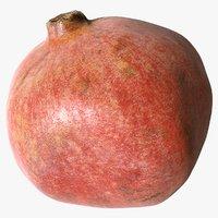 Scanned Pomegranate 01