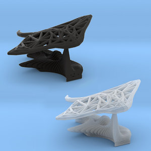 stingrays rays fish 3D