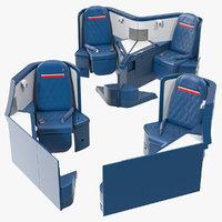 3D delta air lines airbus