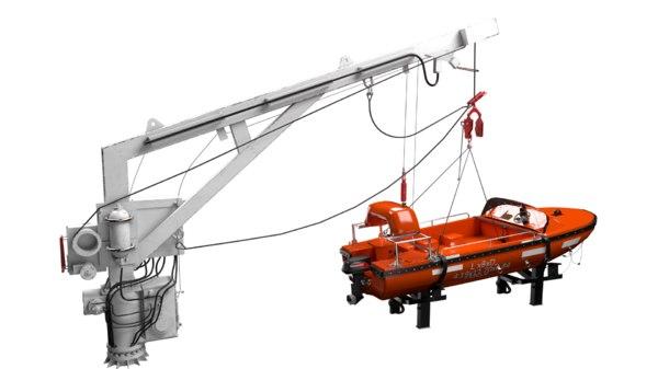 lifeboat pbr ue4 model