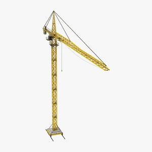 tower crane model
