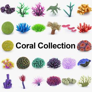coral reef pack model