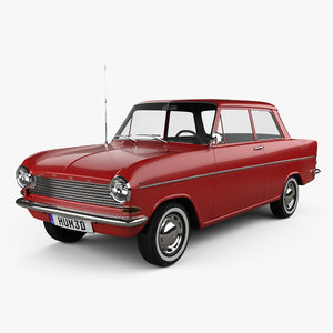 opel kadett 1962 model