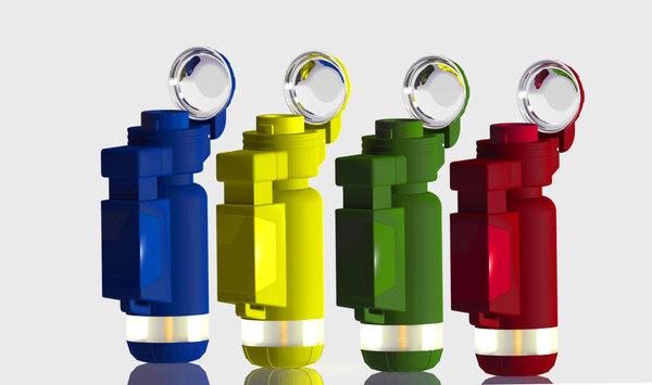 3D model - lighter