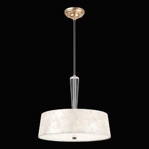 3D 707161 perla lightstar ceiling model