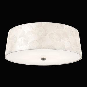 3D model 707261 perla lightstar ceiling