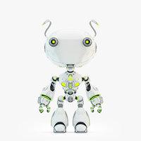 ant robot ii 3D