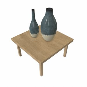cascade vase model