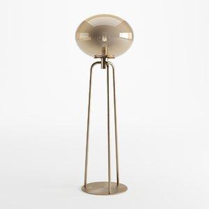 3D lamp ulivi globo