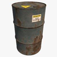 barrel toxic substances model