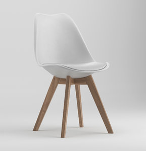 3D tulip chair