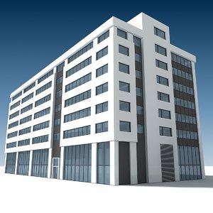 3D building 29