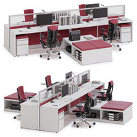 Herman Miller Action Office System v9