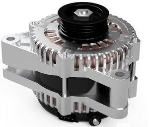 3D alternator 2jz