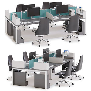 herman miller layout model