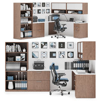 Herman Miller Canvas Private Office v13