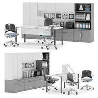 Herman Miller Canvas Private Office v12