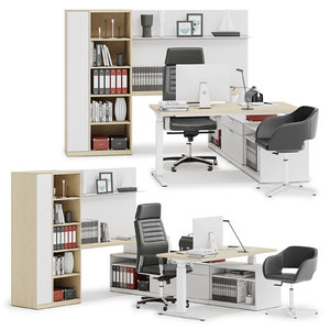 herman miller canvas 3D