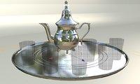 tea pot (arabian moroccan)