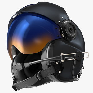 3D helicopter helmet generic copters