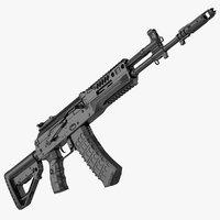 AK-12 No Materials