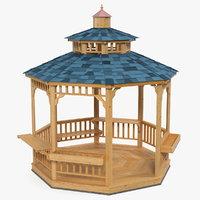 Gazebo Pavilion Structure