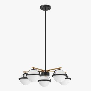 3D 815257 croco lightstar ceiling