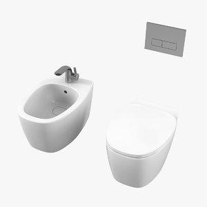 3D ideal standard dea